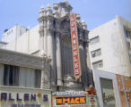 Los Angeles Theatre, Los Angeles, California, ca. 1973